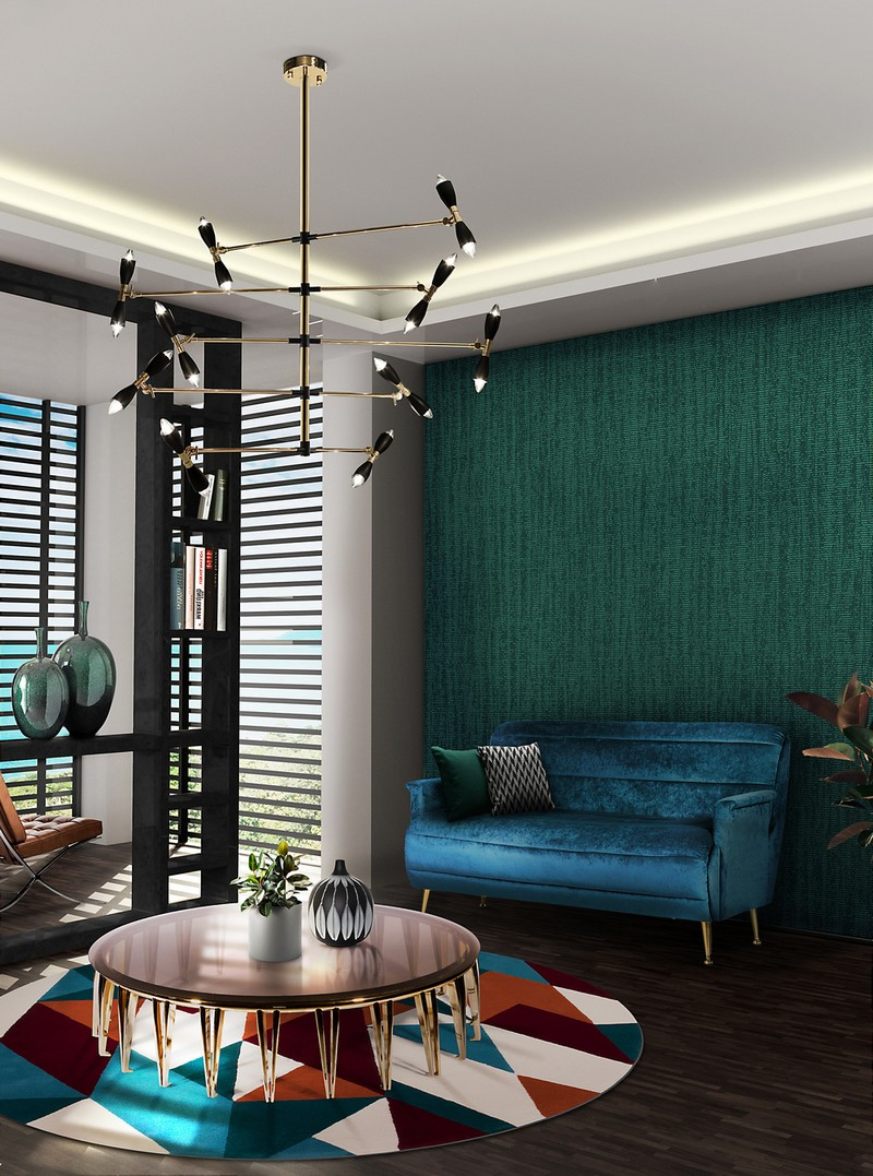 mid-century modern living room 55 Mid-Century Modern Living Room Ideas to Obtain the Complete Look 55 Mid Century Modern Living Room Ideas to Obtain the Complete Look 23