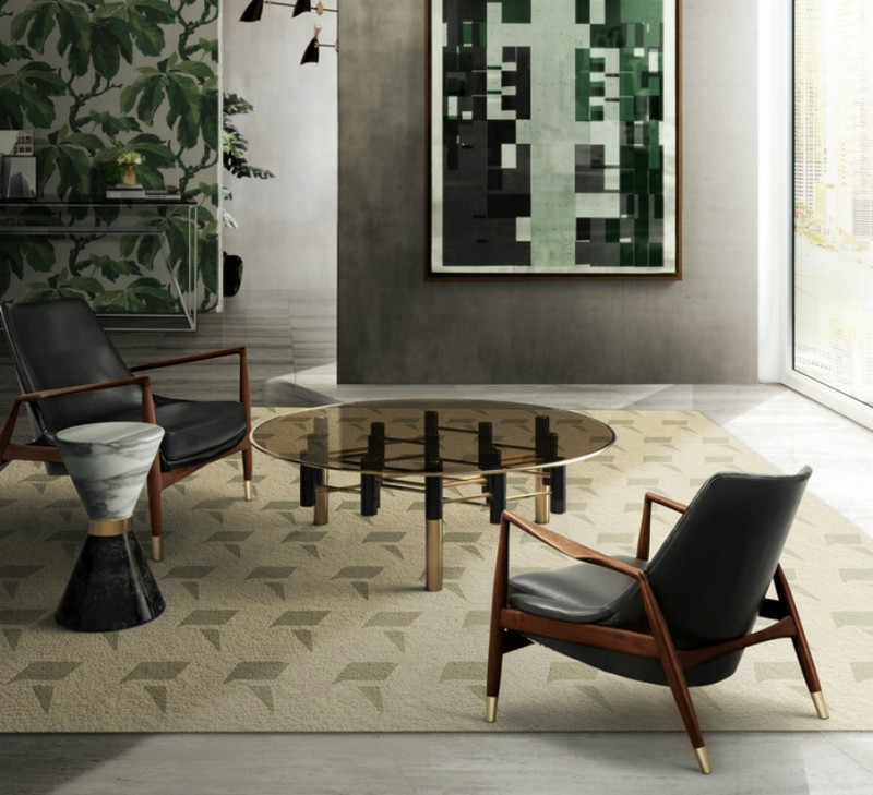 mid-century modern living room 55 Mid-Century Modern Living Room Ideas to Obtain the Complete Look 55 Mid Century Modern Living Room Ideas to Obtain the Complete Look 31