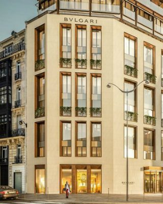 bulgari hotels Bulgari Hotels Will Add a New Layer of Glamour to Paris in 2020 Featured 1 320x400