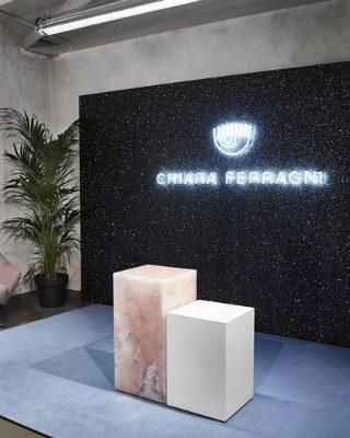 Fabio Ferrillo Designed Chiara Ferragni New Showroom in Milan 5