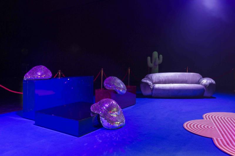 Disco Gufram Starts its Journey from Design Miami / Basel 1