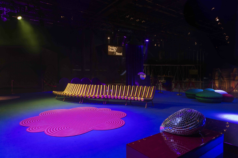 Disco Gufram Starts its Journey from Design Miami / Basel 2
