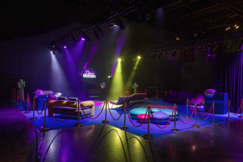 Disco Gufram Starts its Journey from Design Miami / Basel 4