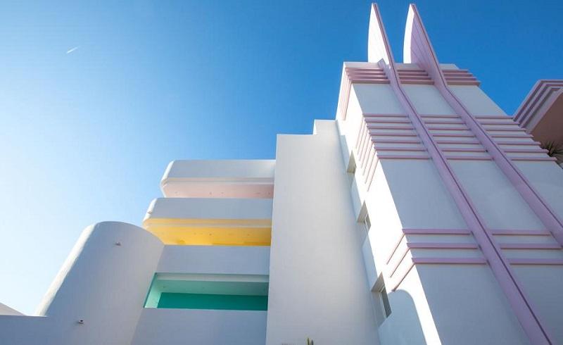 A Colorful Interior Design At Paradiso Ibiza Art Hotel Ibiza, Spain ➤ #covetedmagazine #luxurymagazine #luxuryliving #interiordesign #homedecor #milandesignweek2019 #salonedelmobile2019 #isaloni2019 #maisonetobjet ➤ www.covetedition.com ➤ @covetedmagazine @bocadolobo @delightfulll @brabbu @essentialhomeeu @circudesign @mvalentinabath @luxxu @covethouse_ @rug_society @pullcast_jewelryhardware @bybrabbucontract Colorful Interior Design A Colorful Interior Design At Paradiso Ibiza Art Hotel Ibiza, Spain A Colorful Interior Design At Paradiso Ibiza Art Hotel Ibiza Spain 6
