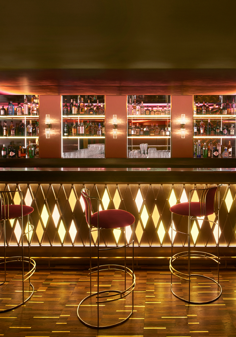 Discover Leo's At The Arts Club London, by Dimore Studio