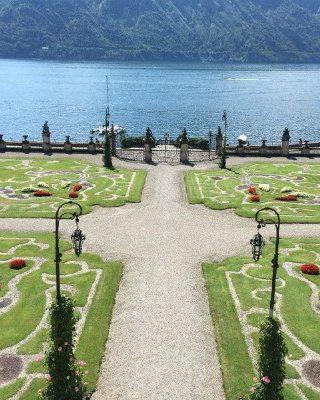 Contemplate an Extraordinary 16th Century Hotel Villa On Lake Como