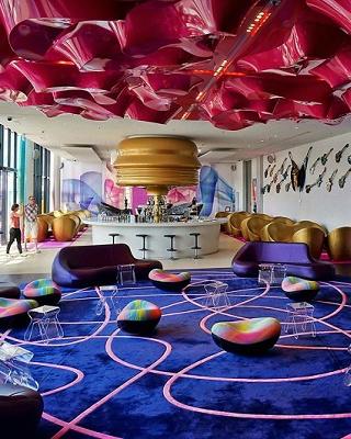 Experience A Ultra Modern Design At Any of These 6 Luxury Hotels ➤ #covetedmagazine #luxurymagazine #luxuryliving #interiordesign #homedecor #milandesignweek2019 #salonedelmobile2019 #isaloni2019 #maisonetobjet ➤ www.covetedition.com ➤ @covetedmagazine @bocadolobo @delightfulll @brabbu @essentialhomeeu @circudesign @mvalentinabath @luxxu @covethouse_ @rug_society @pullcast_jewelryhardware @bybrabbucontract
