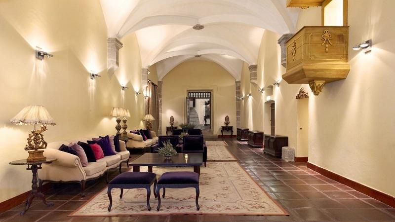 Unique Experience At Luxury Hotel in Portugal Convento do Espinheiro ➤ #covetedmagazine #luxurymagazine #luxuryliving #interiordesign #homedecor #milandesignweek2019 #salonedelmobile2019 #isaloni2019 #maisonetobjet ➤ www.covetedition.com ➤ @covetedmagazine @bocadolobo @delightfulll @brabbu @essentialhomeeu @circudesign @mvalentinabath @luxxu @covethouse_ @rug_society @pullcast_jewelryhardware @bybrabbucontract Luxury Hotel in Portugal Unique Experience At Luxury Hotel in Portugal Convento do Espinheiro Unique Experience At Luxury Hotel in Portugal Convento do Espinheiro 3