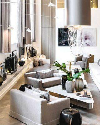 The British Design Delight of Kelly Hoppen
