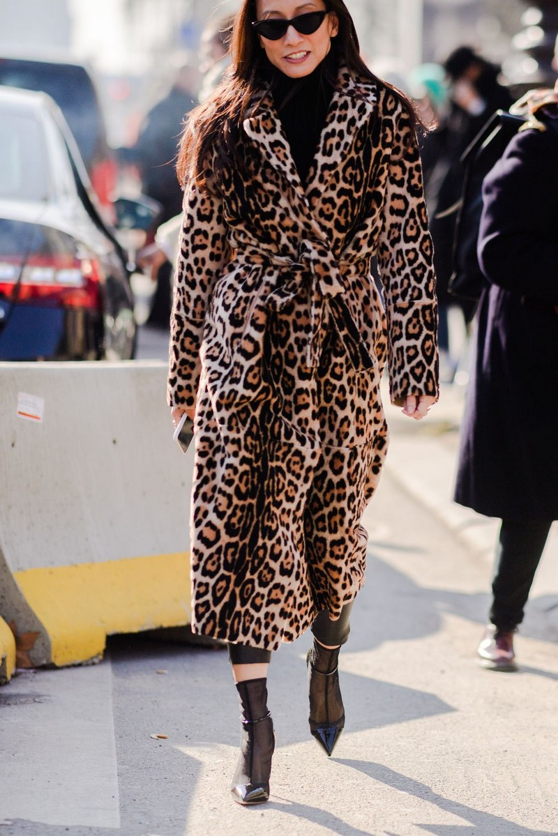 4c17c72d9fb5 Autumn Trends 2018: The Jackets You Must Buy Now. Make your way for some  exotic prints in your closet this fall. Leopard and snakeskin reign supreme  ...