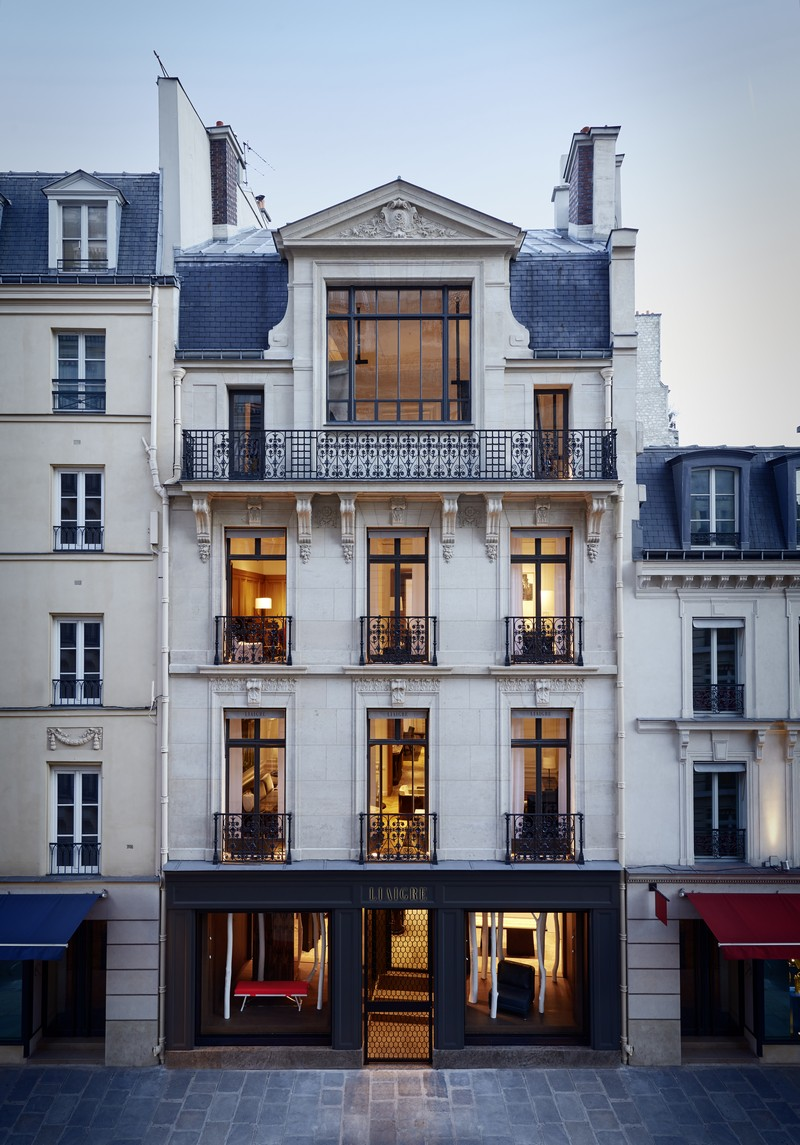 Liaigre Opens Up New Flagship Showroom in Faubourg Saint-Honoré Paris 1