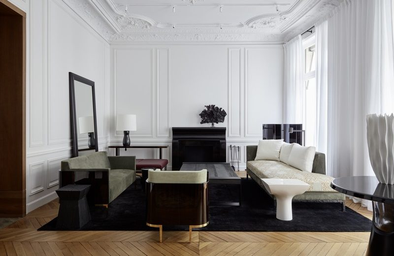 Liaigre Opens Up New Flagship Showroom in Faubourg Saint-Honoré Paris 7