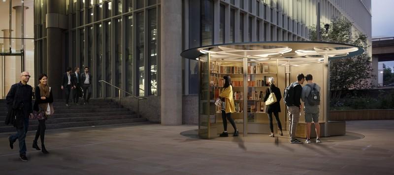 Snøhetta Set to Design Book Pavillion for London Design Festival 2018 1