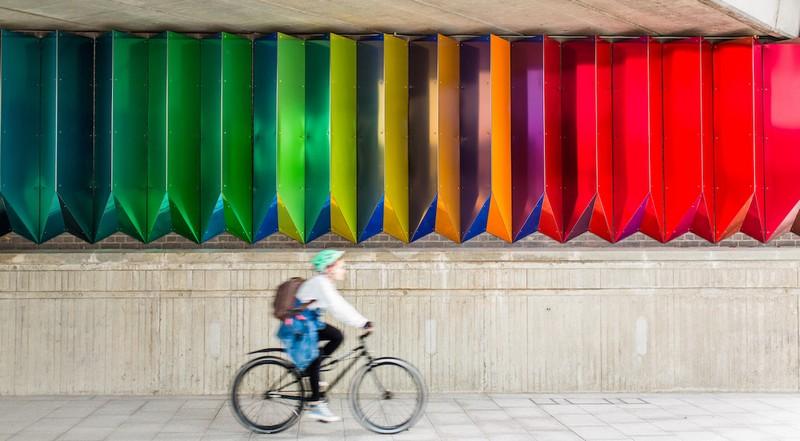 Snøhetta Set to Design Book Pavillion for London Design Festival 2018 2