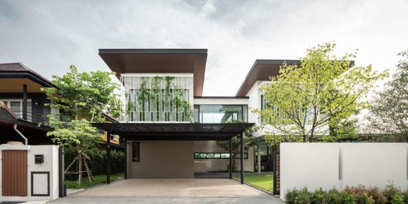 siri house SIRI House: The Bangkok House That Embraces The Love For Nature The Bangkok House That Embraces The Love For Nature 1