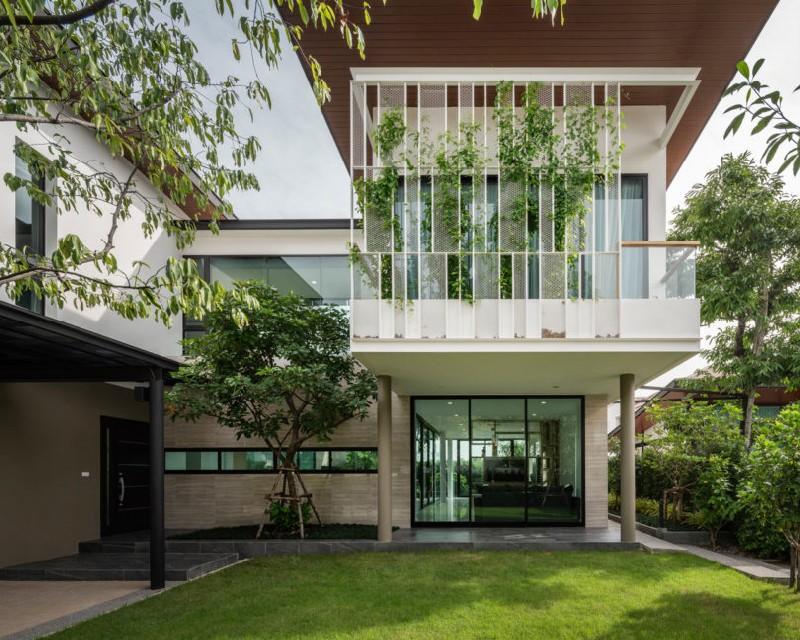 siri house SIRI House: The Bangkok House That Embraces The Love For Nature The Bangkok House That Embraces The Love For Nature 2