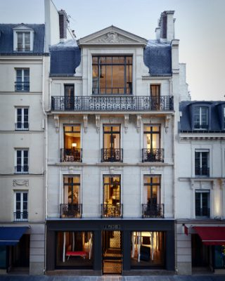 Faubourg Saint-Honoré Liaigre Opens Up New Flagship Showroom in Faubourg Saint-Honoré Paris featured 14 320x400