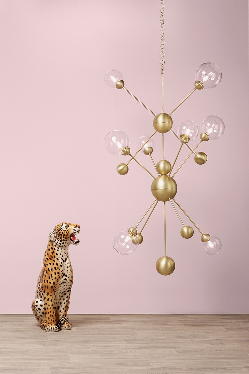 Regard David Hunt Lighting's Bespoke Designs at Decorex International 6