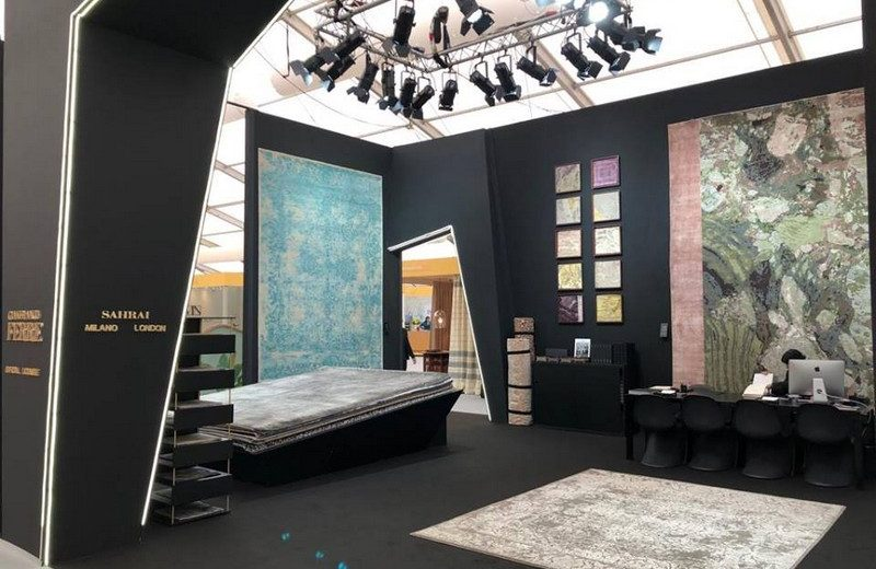 Discover the Latest Bespoke and Handmade Rugs from Sahrai Milano 6