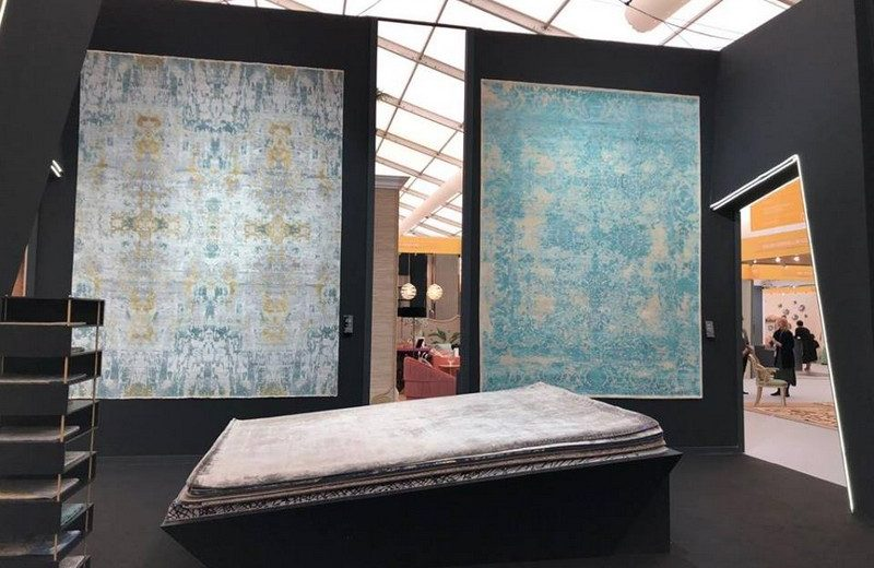 Discover the Latest Bespoke and Handmade Rugs from Sahrai Milano 7