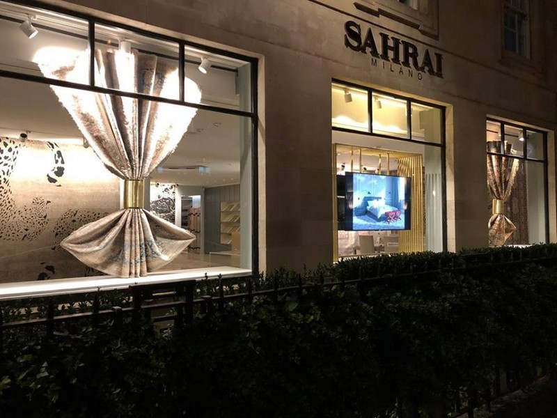 Discover the Latest Bespoke and Handmade Rugs from Sahrai Milano 8
