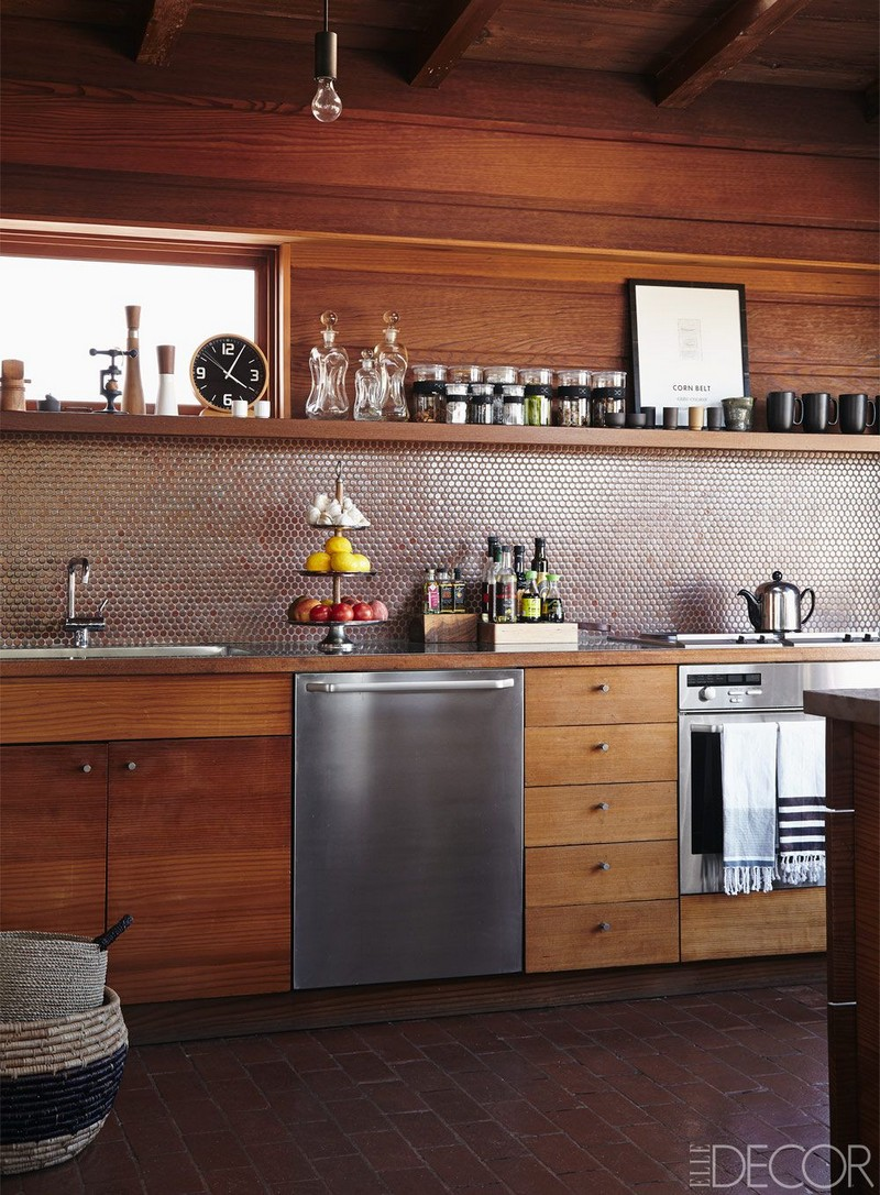 Draw Inspiration From a Series of Amazing Mid-Century Modern Kitchens 10