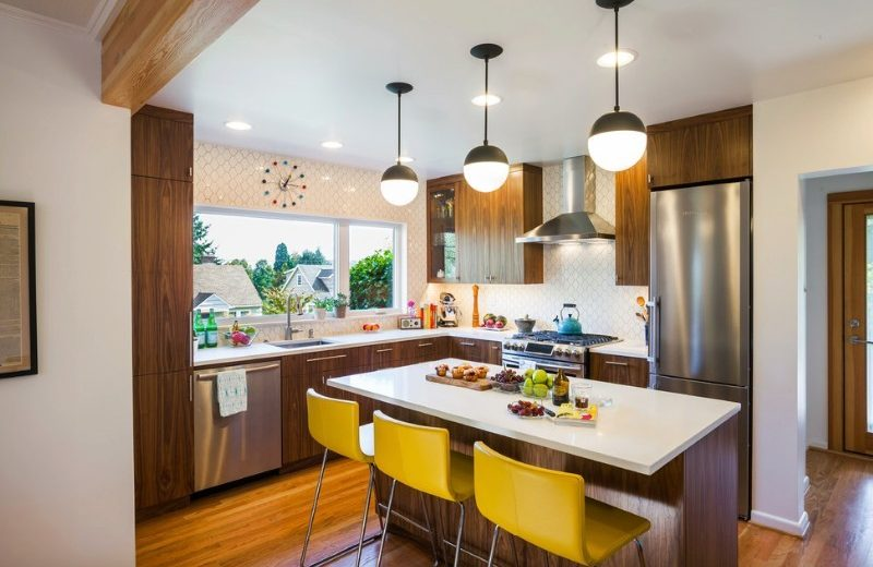 Draw Inspiration From a Series of Amazing Mid-Century Modern Kitchens 12