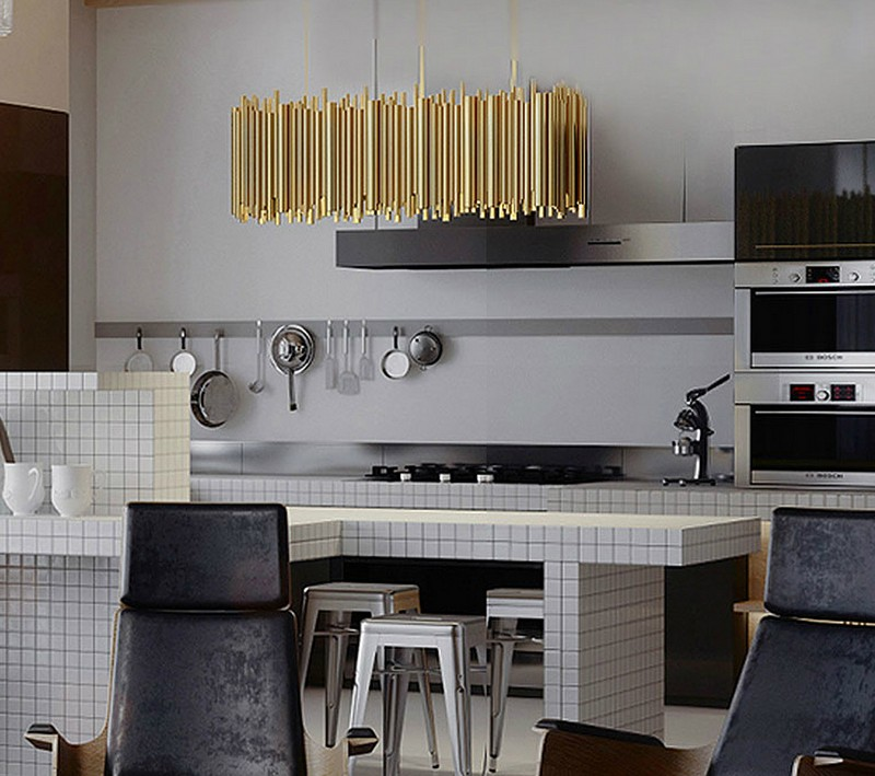 Draw Inspiration From a Series of Amazing Mid-Century Modern Kitchens 4