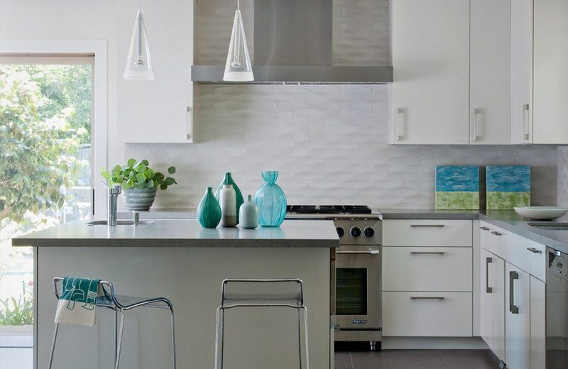 Draw Inspiration From a Series of Amazing Mid-Century Modern Kitchens 7