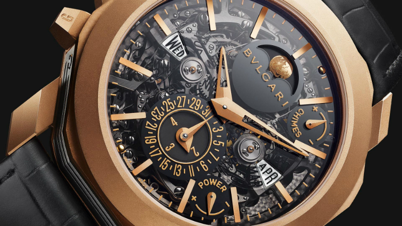 Bulgari Launches Its Most Complicated Watch To Date