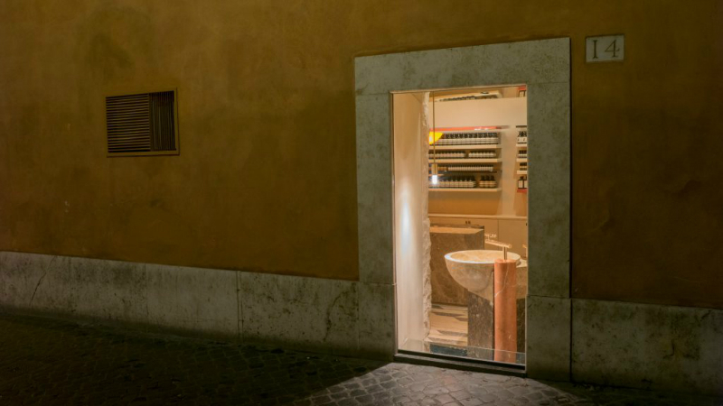 Cult Brand Aesop Teams Up With Luca Guadagnino For Rome Store Interior