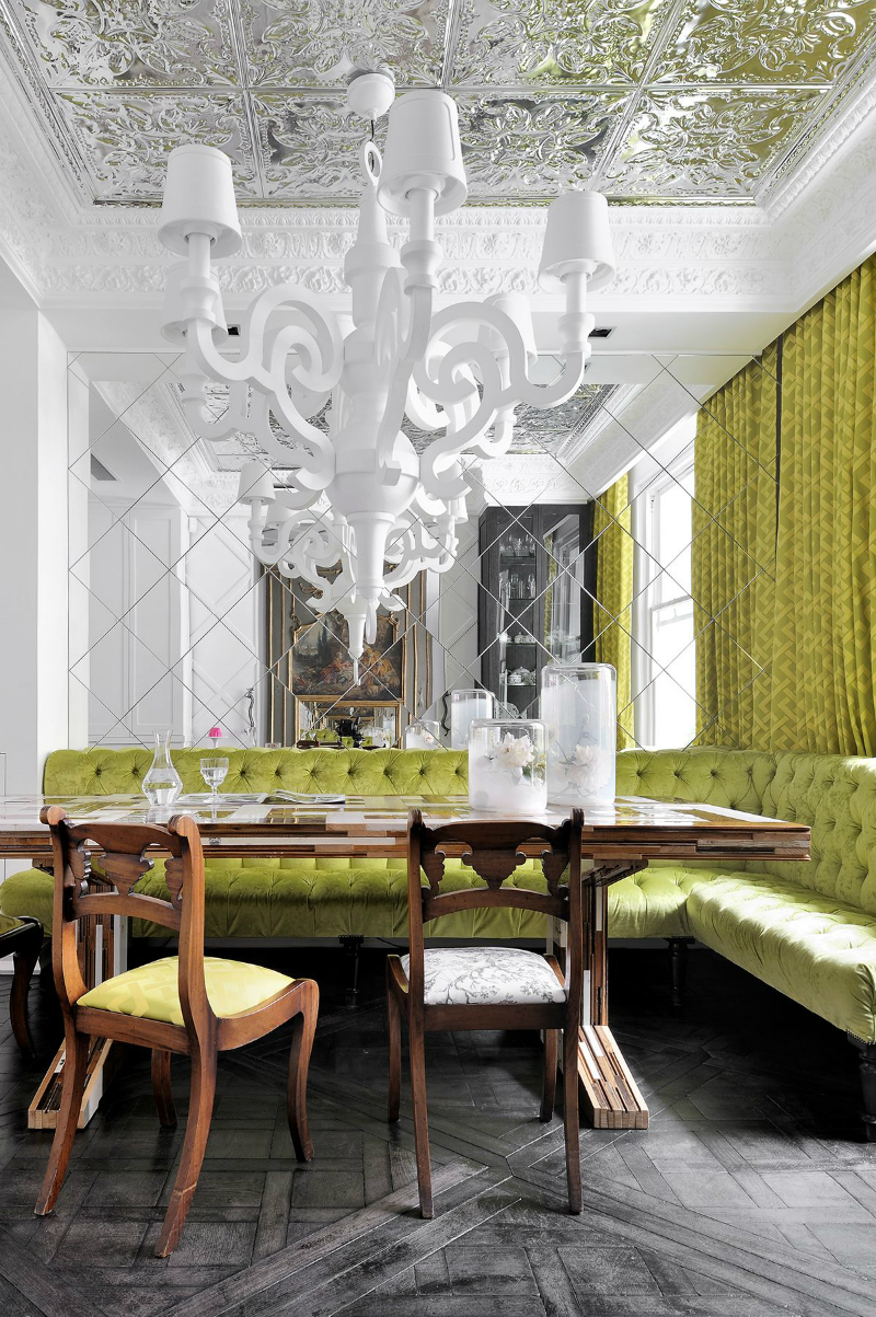 Design Inspirations 11 of the Most Dramatic Home Interiors Ever Seen (10)