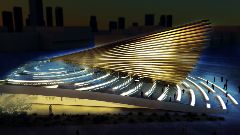 Es Devlin Will Build The UK's Pavillion at Expo 2020 in Dubai