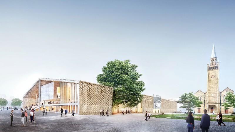 Berlin's Museum of the 20th Century To Be Built By Herzog & de Meuron