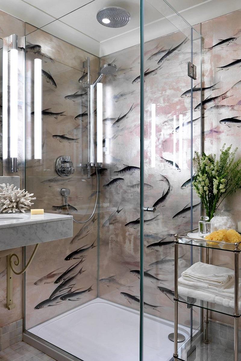 Revamp Your Luxury Bathroom Decor With Unique Wallpapers ➤ #covetedmagazine #interiordesign #homedecor #luxuryinteriors #luxurybathroomdecor #luxurybathroom ➤ www.covetedition.com ➤ @covetedmagazine @bocadolobo @delightfulll @brabbu @essentialhomeeu @circudesign @mvalentinabath @luxxu @covethouse_ @rug_society @pullcast_jewelryhardware @bybrabbucontract Luxury Bathroom Decor Revamp Your Luxury Bathroom Decor With Unique Wallpapers Revamp Your Luxury Bathroom Decor With Unique Wallpapers 1