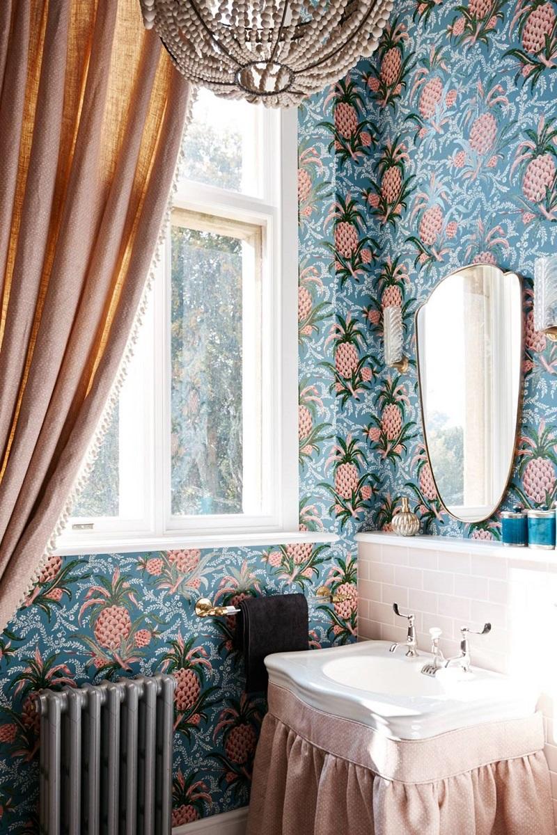 Revamp Your Luxury Bathroom Decor With Unique Wallpapers ➤ #covetedmagazine #interiordesign #homedecor #luxuryinteriors #luxurybathroomdecor #luxurybathroom ➤ www.covetedition.com ➤ @covetedmagazine @bocadolobo @delightfulll @brabbu @essentialhomeeu @circudesign @mvalentinabath @luxxu @covethouse_ @rug_society @pullcast_jewelryhardware @bybrabbucontract Luxury Bathroom Decor Revamp Your Luxury Bathroom Decor With Unique Wallpapers Revamp Your Luxury Bathroom Decor With Unique Wallpapers 12