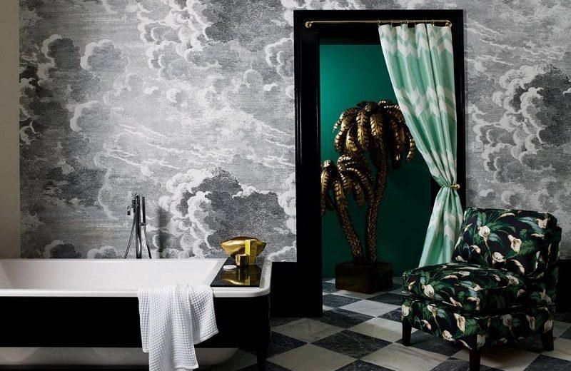 Revamp Your Luxury Bathroom Decor With Unique Wallpapers ➤ #covetedmagazine #interiordesign #homedecor #luxuryinteriors #luxurybathroomdecor #luxurybathroom ➤ www.covetedition.com ➤ @covetedmagazine @bocadolobo @delightfulll @brabbu @essentialhomeeu @circudesign @mvalentinabath @luxxu @covethouse_ @rug_society @pullcast_jewelryhardware @bybrabbucontract Luxury Bathroom Decor Revamp Your Luxury Bathroom Decor With Unique Wallpapers Revamp Your Luxury Bathroom Decor With Unique Wallpapers 5