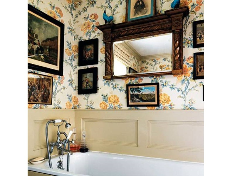 Revamp Your Luxury Bathroom Decor With Unique Wallpapers ➤ #covetedmagazine #interiordesign #homedecor #luxuryinteriors #luxurybathroomdecor #luxurybathroom ➤ www.covetedition.com ➤ @covetedmagazine @bocadolobo @delightfulll @brabbu @essentialhomeeu @circudesign @mvalentinabath @luxxu @covethouse_ @rug_society @pullcast_jewelryhardware @bybrabbucontract Luxury Bathroom Decor Revamp Your Luxury Bathroom Decor With Unique Wallpapers Revamp Your Luxury Bathroom Decor With Unique Wallpapers 8