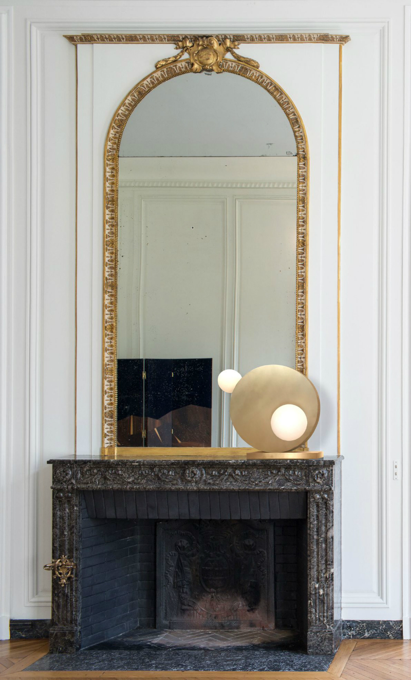 The Former Coco Chanel Apartment Gets Chic Lighting Introductions (2)