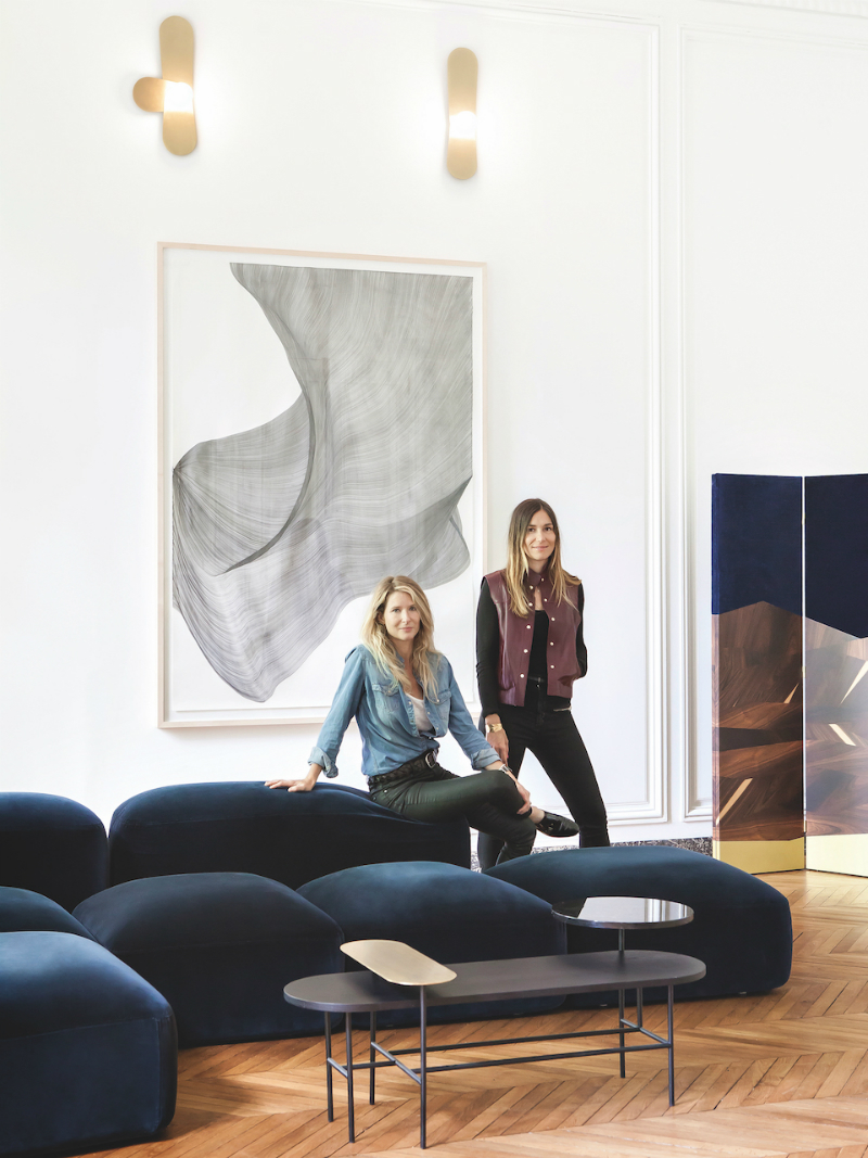 The Former Coco Chanel Apartment Gets Chic Lighting Introductions (5)