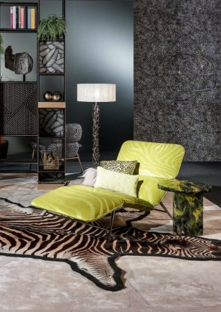 Roberto Cavalli Home Interiors Presents New Luxurious Collection