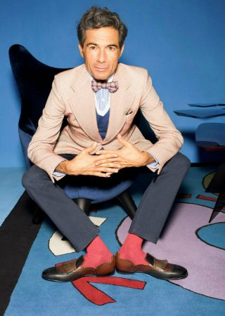 Vincent Darré Transforms The Mayfair Gallery Into His Parisian Home
