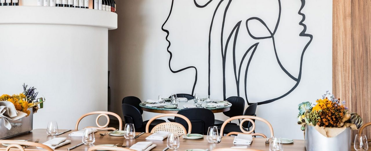 The Top & Contemporary Été Restaurant in Sidney