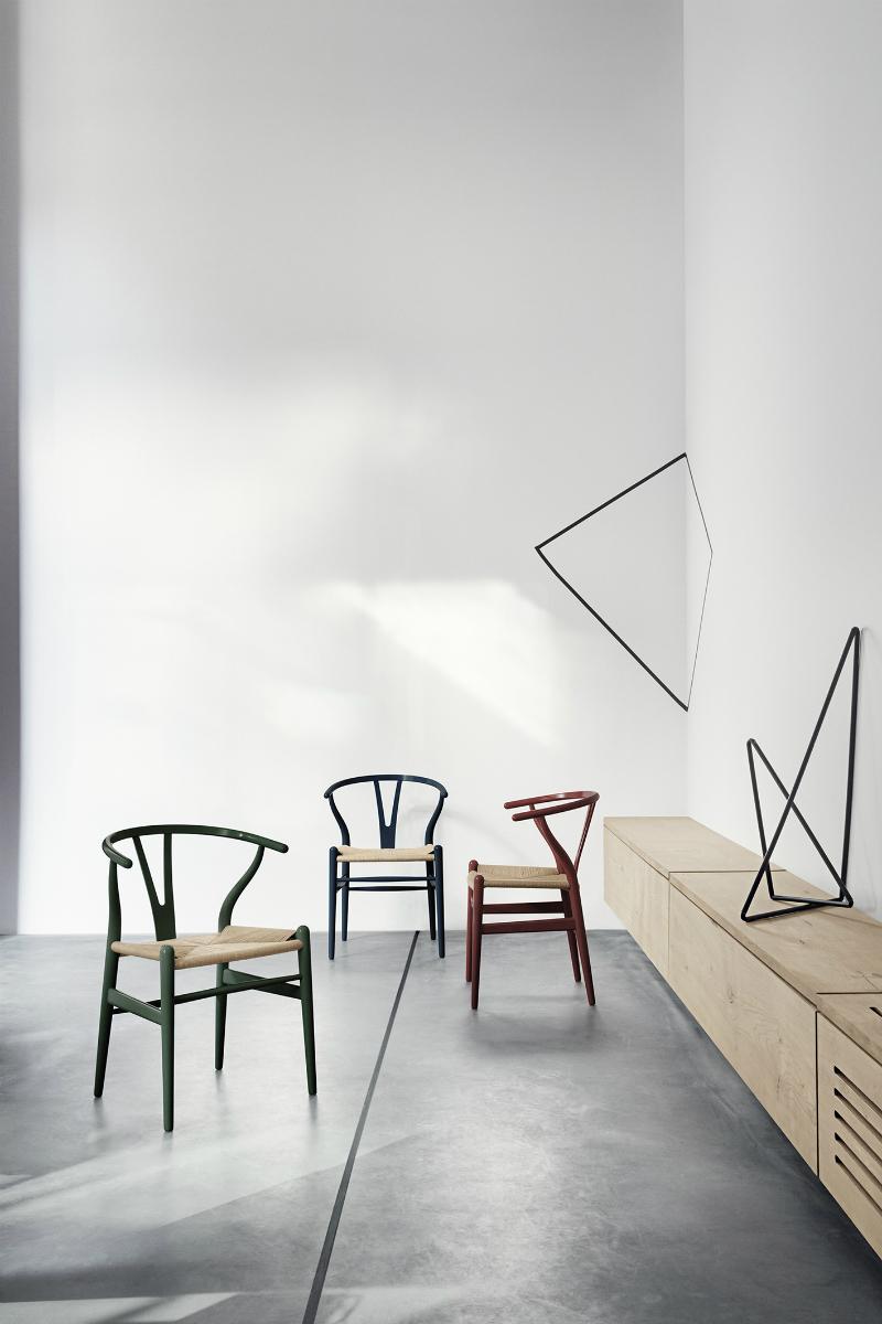 Carl Hansen & Son Celebrates 110th Anniversary with Colourful Design 9
