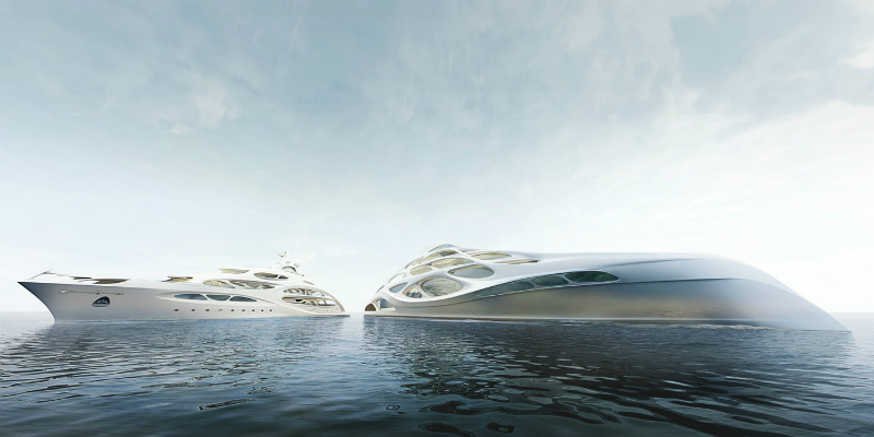 Zaha Hadid Discover The Incredible Super Yachts Designed by Zaha Hadid Discover The Incredible Super Yachts Designed by Zaha Hadid 7