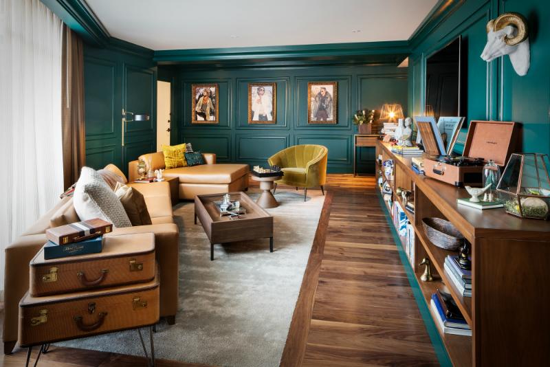 Inside The Soulful Interior Design Of The Elizabeth Hotel