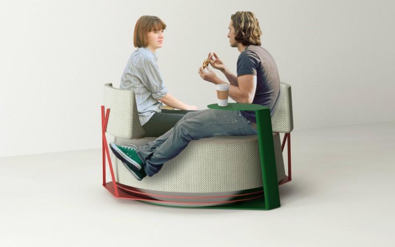 Joud Malhas Is The Winner Of The Italian Way Product Design Award 2018