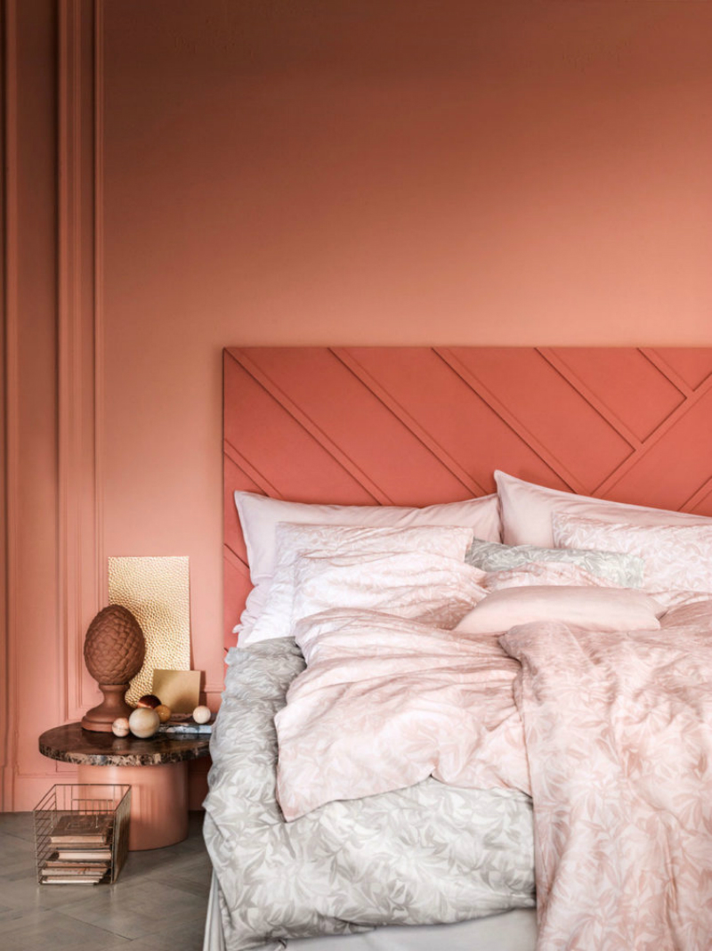 colour of the year 2019 Bedroom Decor Inspirations With Pantone's Colour of The Year 2019 30 Decor Inspirations Using Pantones Colour of The Year 2019 12