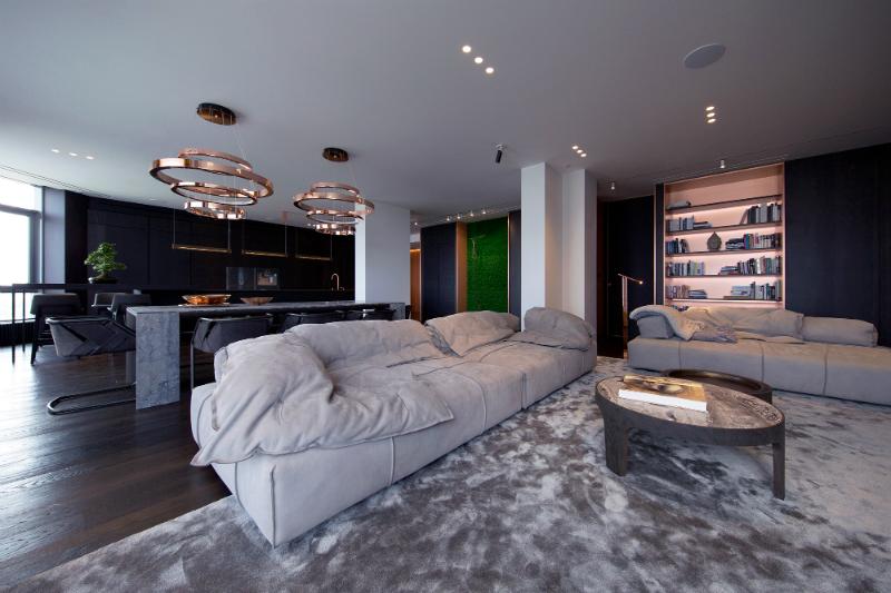 PecherSKY Complex, An Interior Design Project By YøDezeen Architects