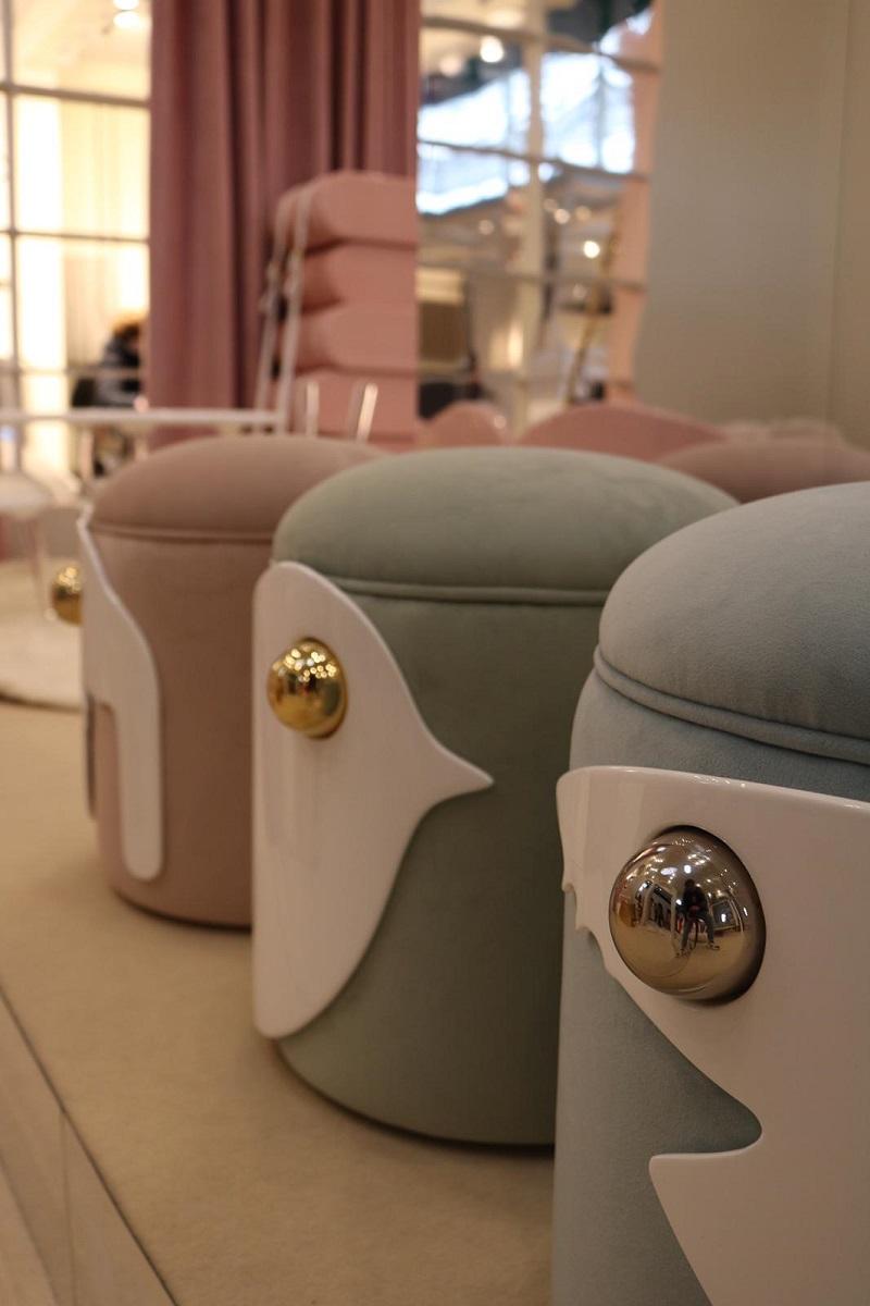 Best Interior Design Trends for 2019 Spotted at Maison et Objet 2019 ➤ #covetedmagazine #interiordesign #homedecor #maisonetobjet2019 #maisonetobjet #parisdecooff2019 ➤ www.covetedition.com ➤ @covetedmagazine @bocadolobo @delightfulll @brabbu @essentialhomeeu @circudesign @mvalentinabath @luxxu @covethouse_ @rug_society @pullcast_jewelryhardware @byfoogo